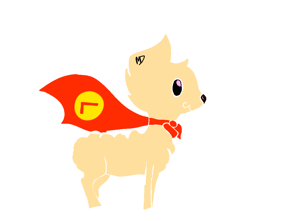 Llama png super. By mdazzle art on