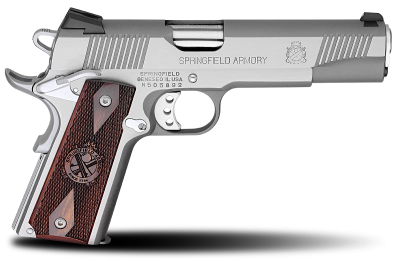 Loaded revolver barrel png. Springfield armory acp stainless