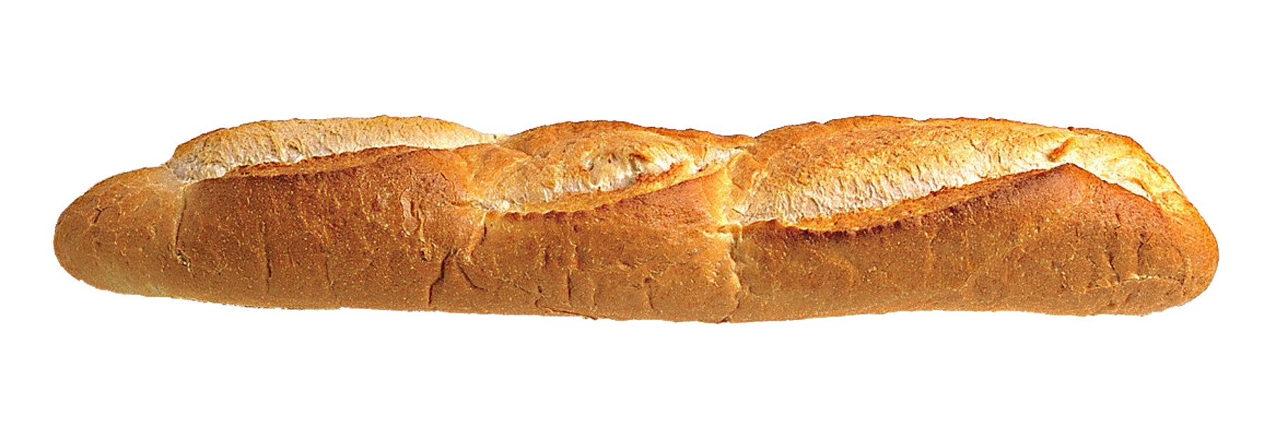 Long image purepng free. Loaf of bread png clipart black and white
