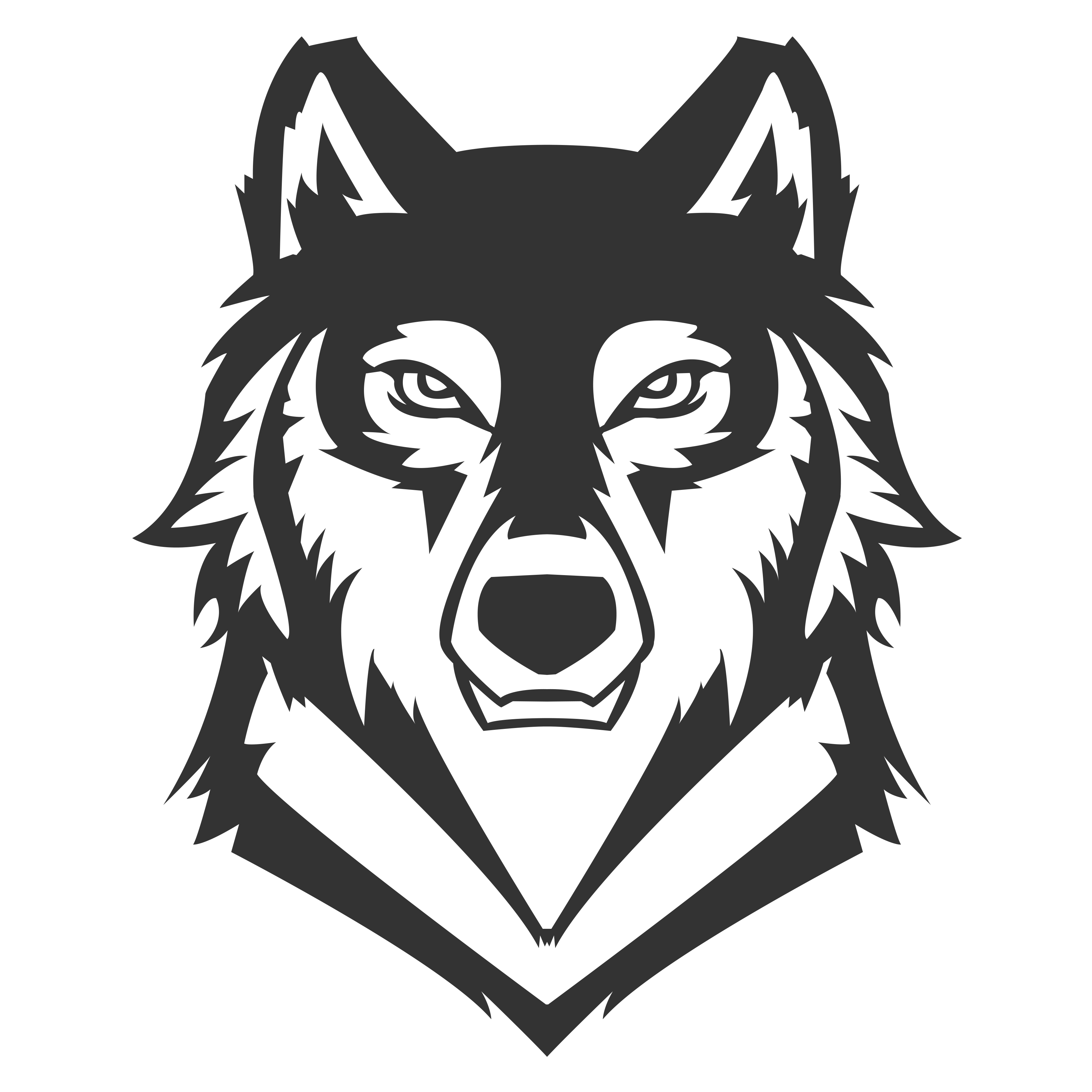 Lobo vector. Png transparent images pluspng