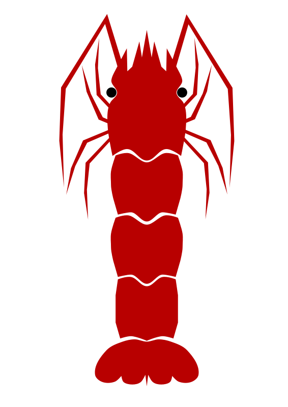 Shrimp free on dumielauxepices. Lobster clipart border png free
