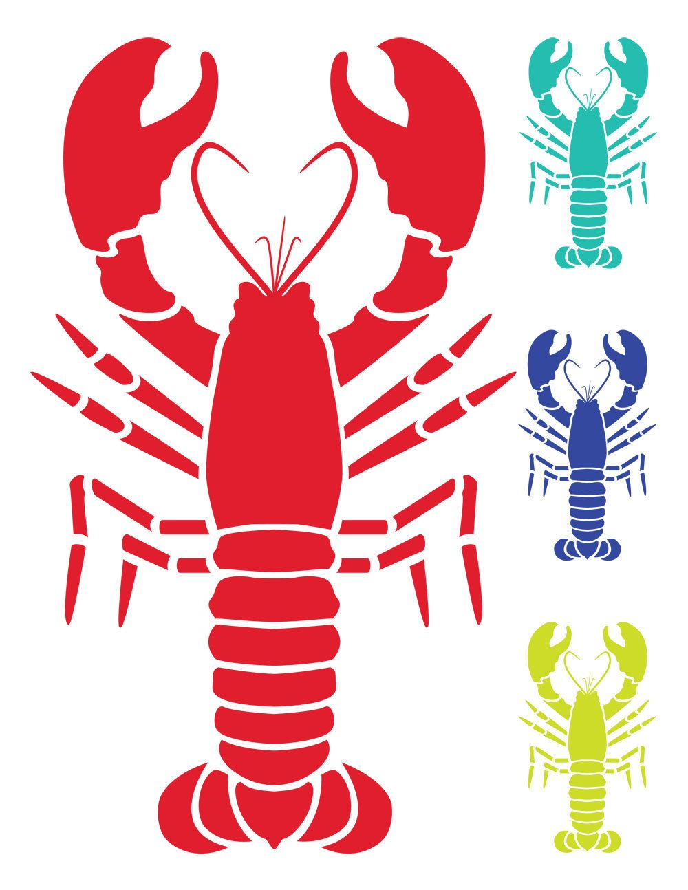 lobster clipart lobster bake