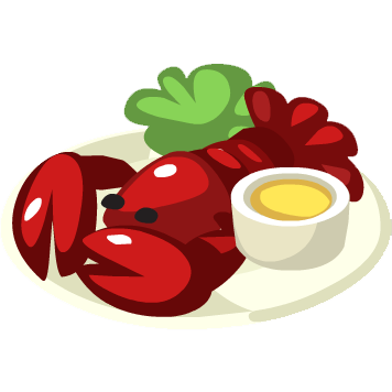Lobster clipart png. Image recipe restaurant city