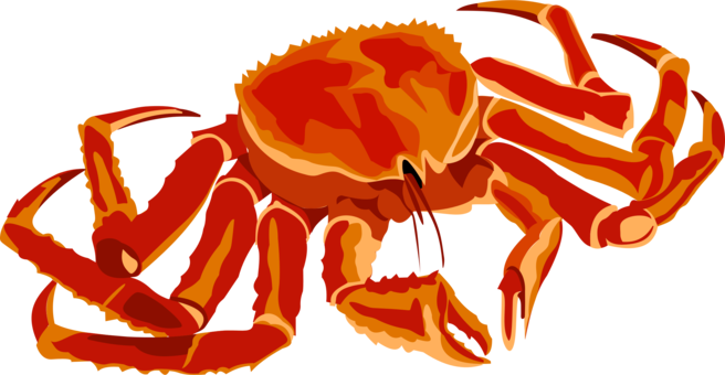 Lobster clipart snow crab. Dip decapods seafood free