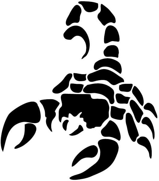 Lobster tattoo png. Scorpions image web icons