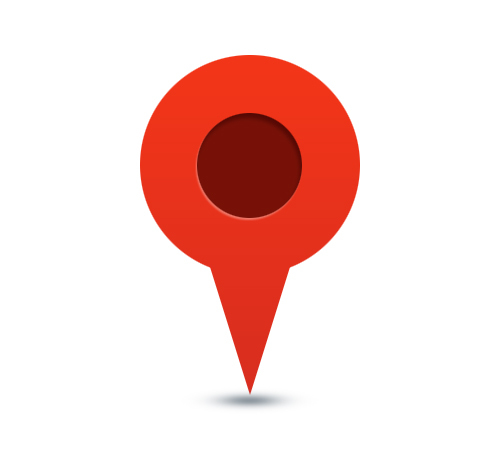 Location clipart map icon. Pin panda free images