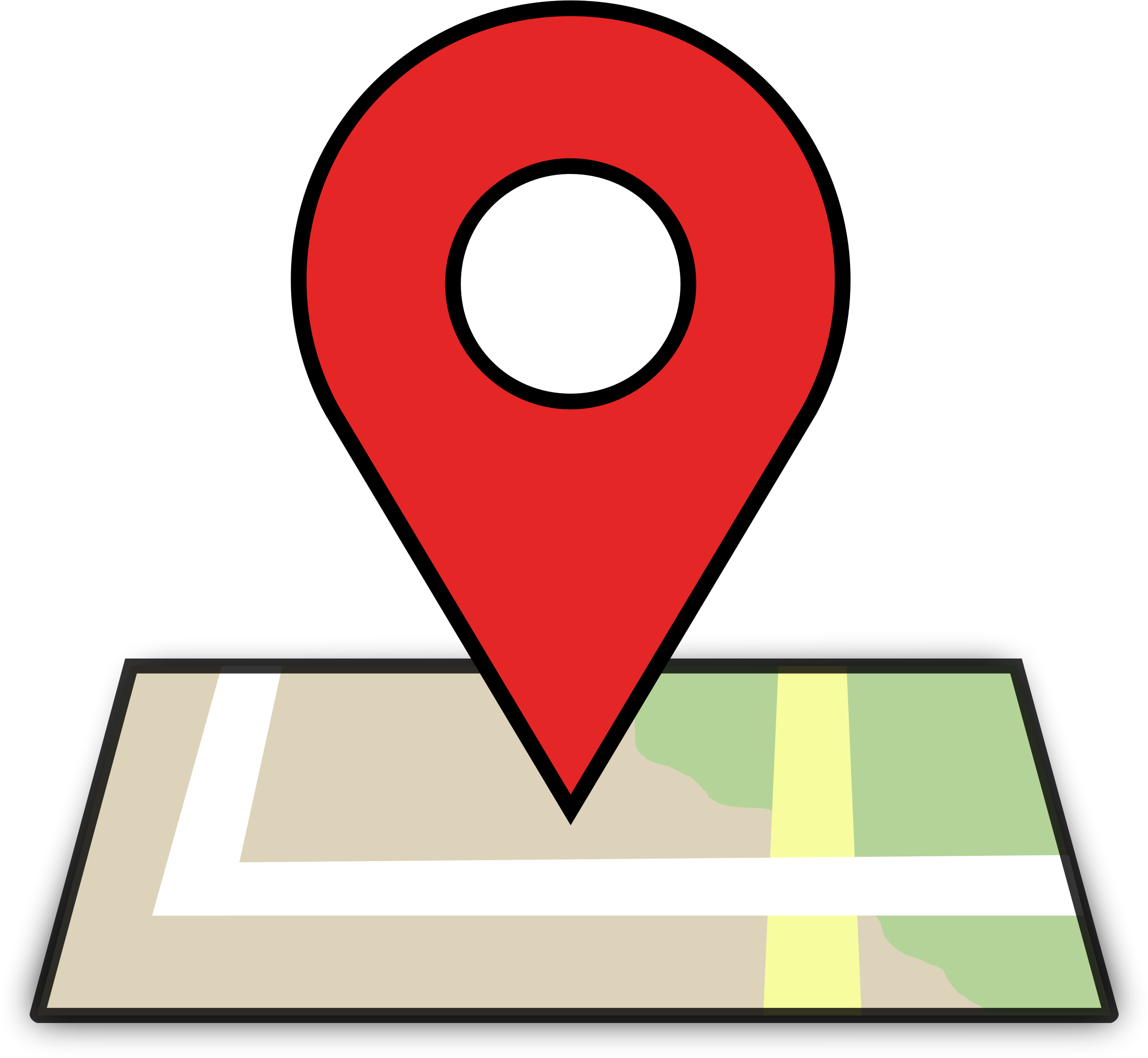 Location clipart mark. Free icon download transparent