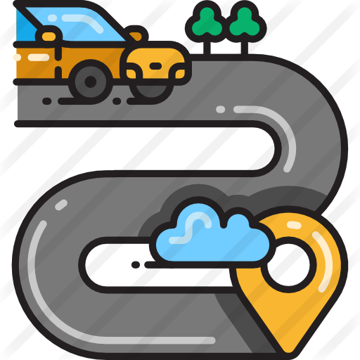 Location clipart route map. Free maps and icons