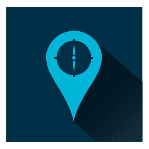 Location logo png. Marker square icon transparent