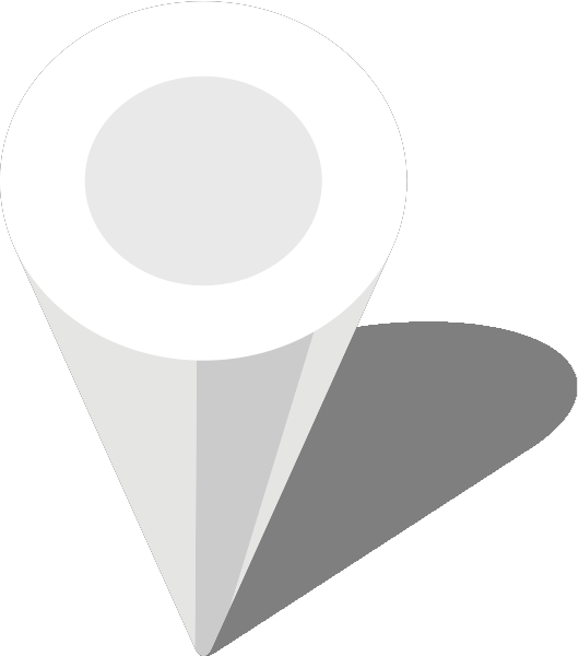 Location pin icon png white. Simple map free vector