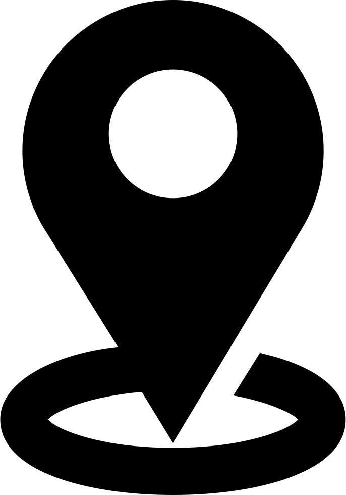 Location Icon Transparent Clipart Free Download