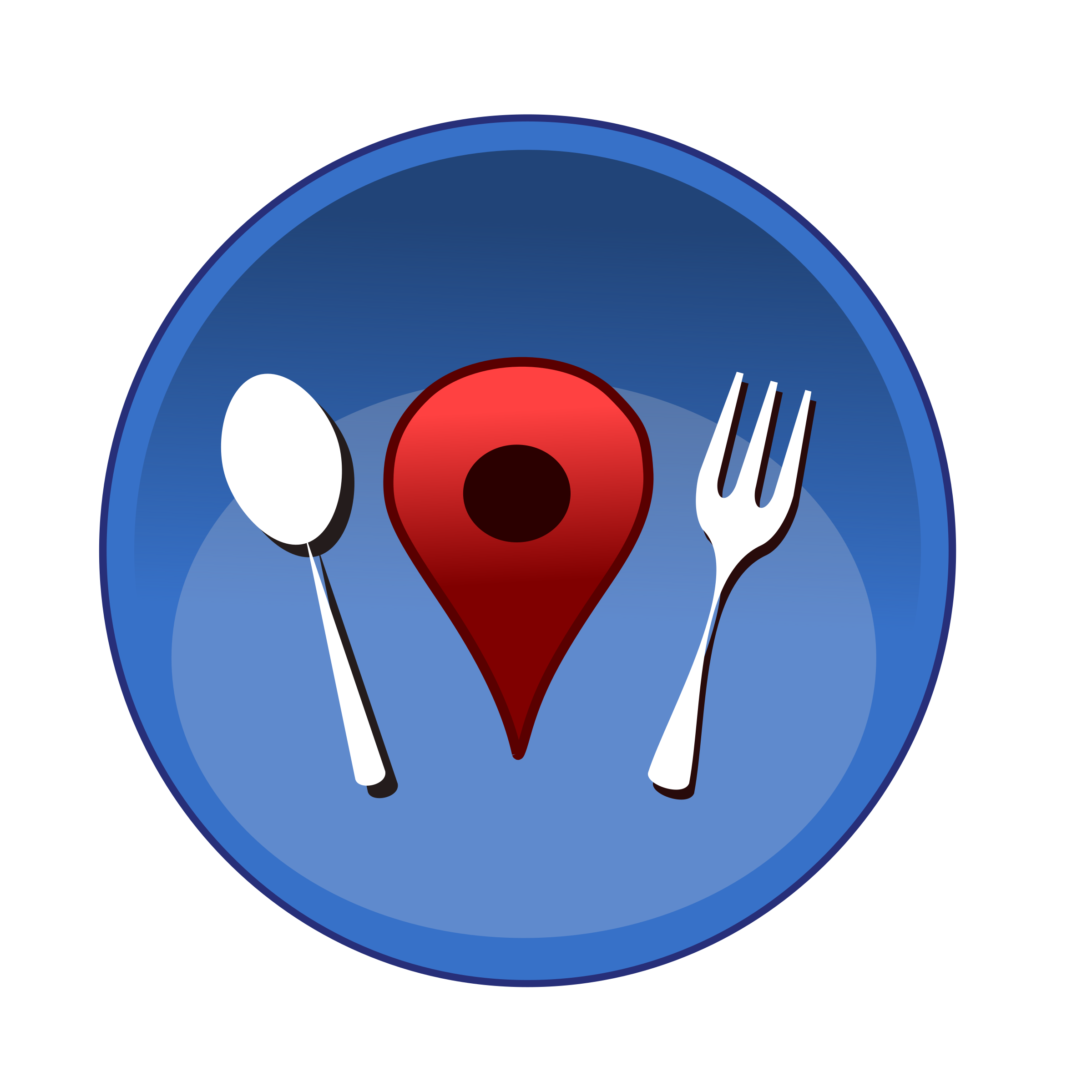 Location png icon. Restaurant map icons free