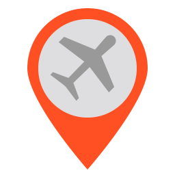 Location sign png. Free airport icon download