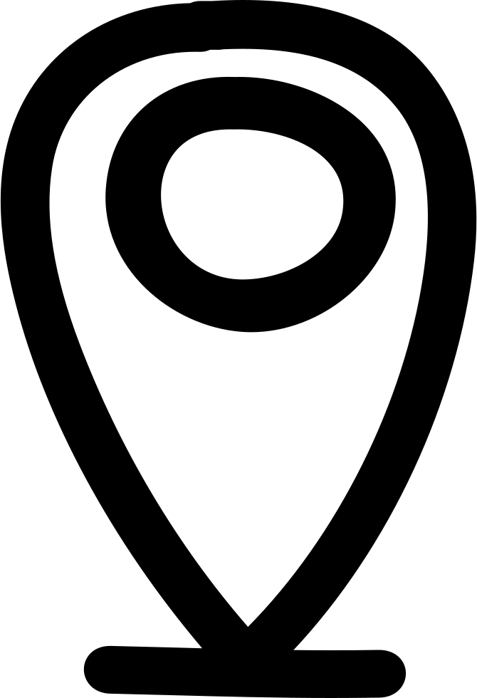 Location sign png. Pin hand drawn svg