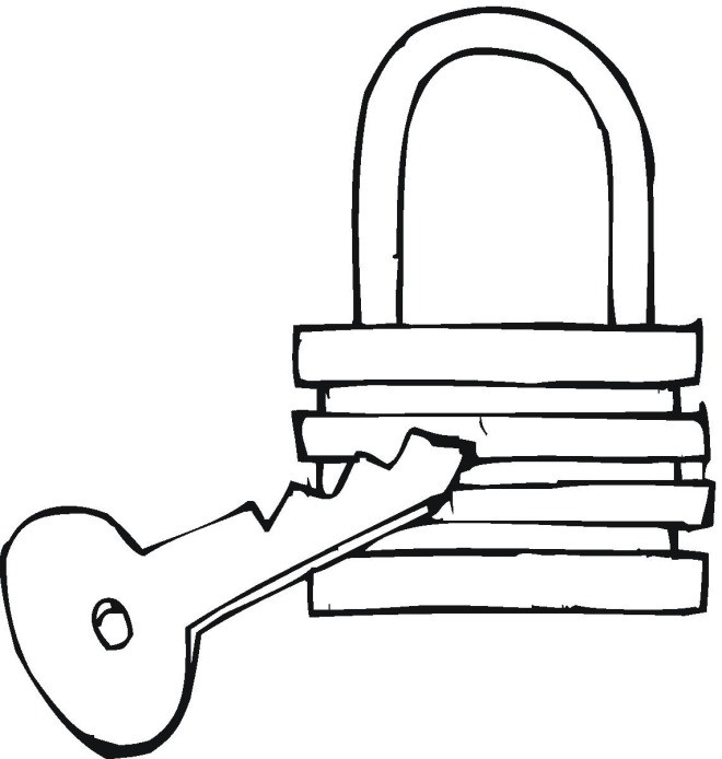 Heart Shaped Lock Coloring Page • FREE Printable eBook in 2020 (With  images) | Love coloring pages, Heart coloring pages, Free adult coloring  printables | 694x660