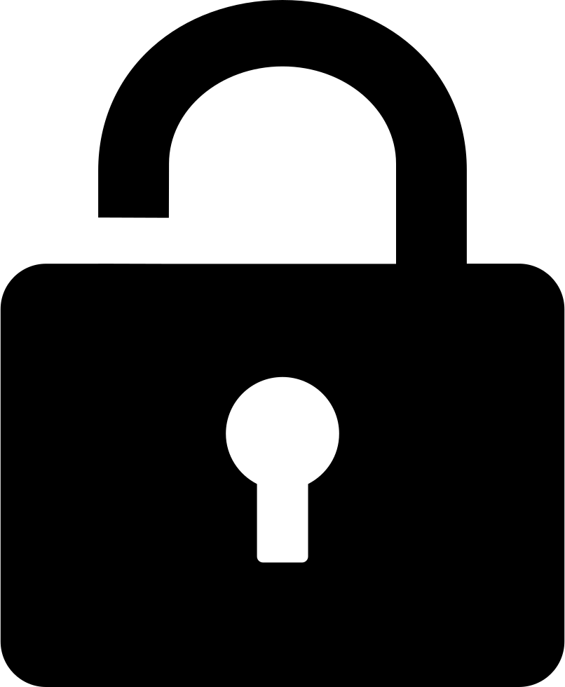 Lock png. Open the svg icon