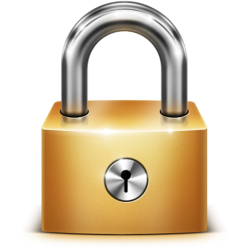 Lock image png. I love icons by