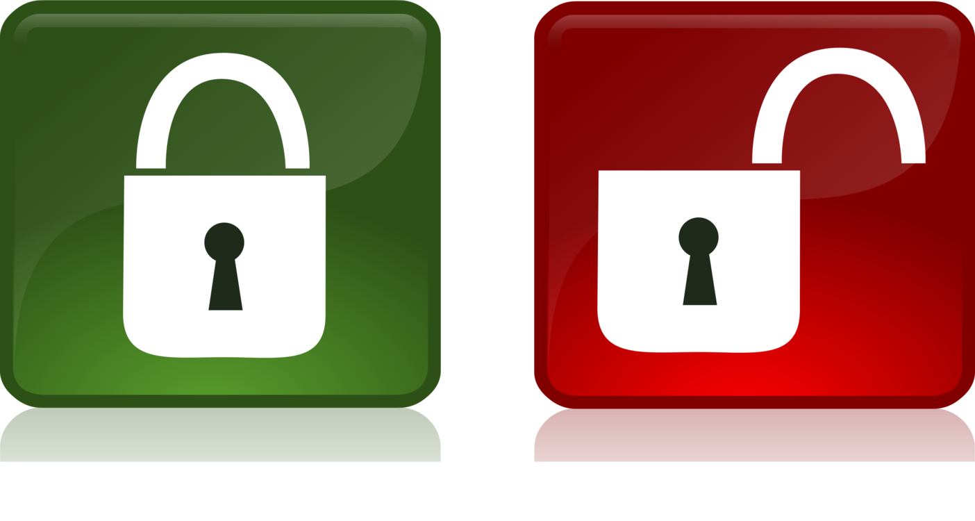 Padlock clipart open. Computer icons sign symbol