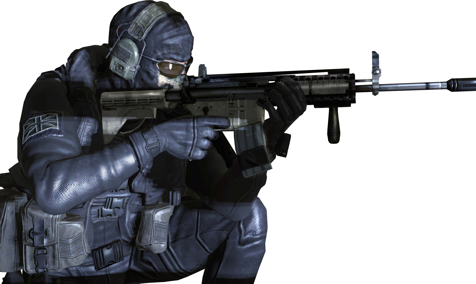 Locus bo3 png. Sniper clipart call duty