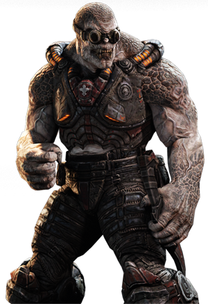 Locust drawing gears war. Of cannon fodder