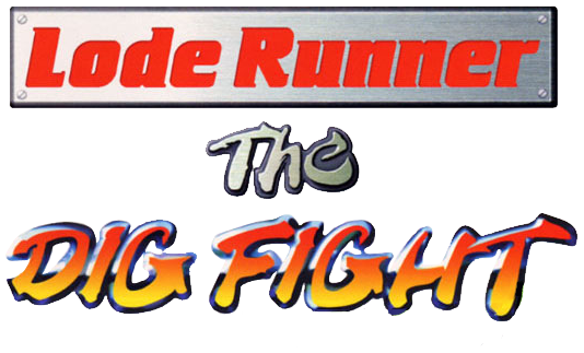 Lode runner png. The dig fight details