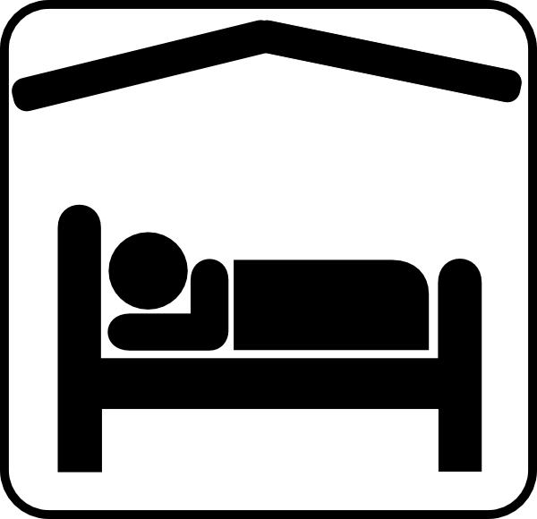 Lodging. Free motel cliparts download