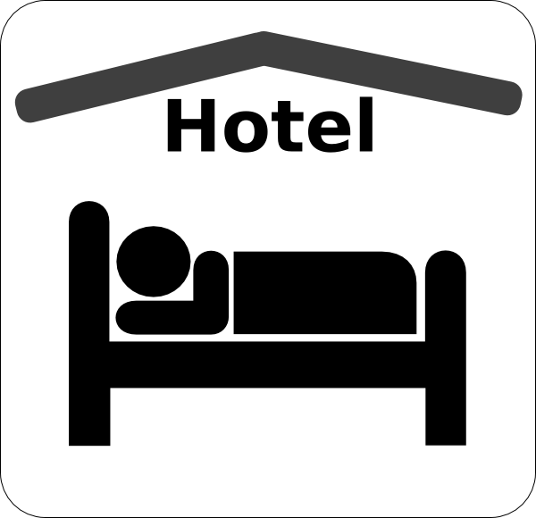 Lodging. Free cliparts download clip