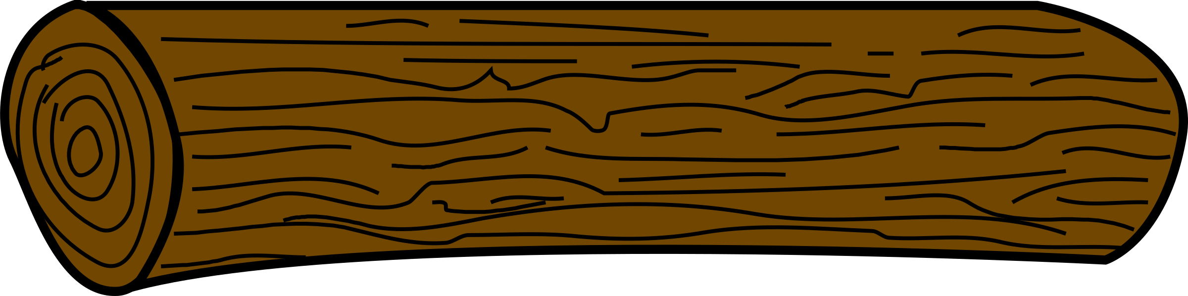 Log clipart. With regard to free