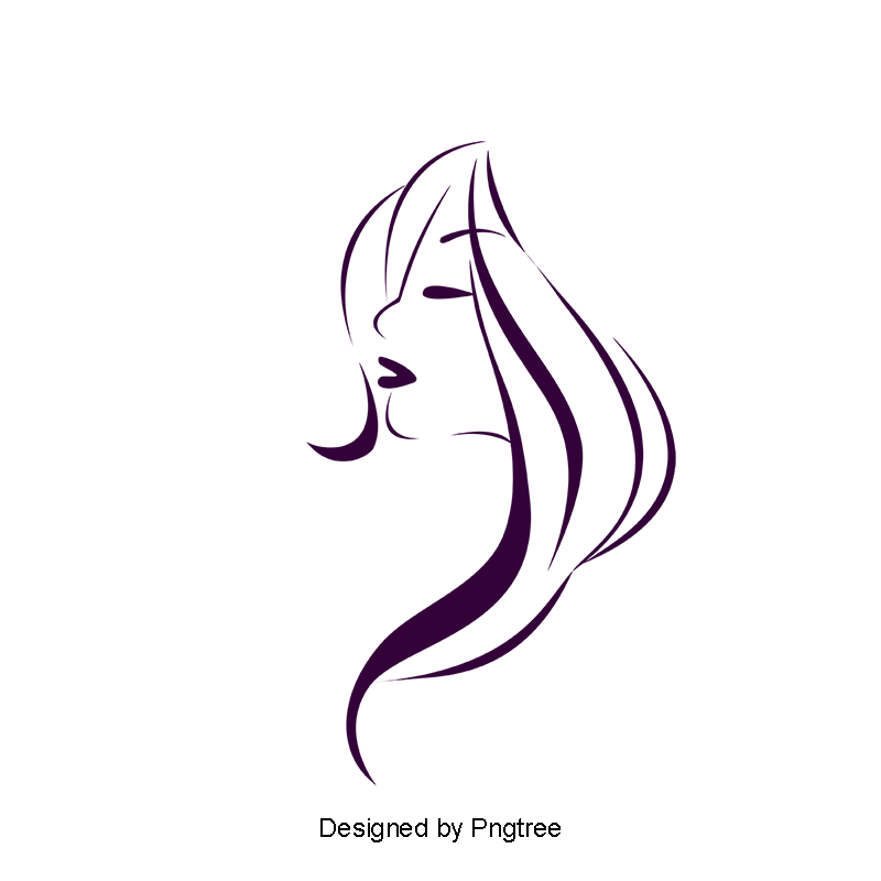 Vector hair png. Hairdressing beauty image and