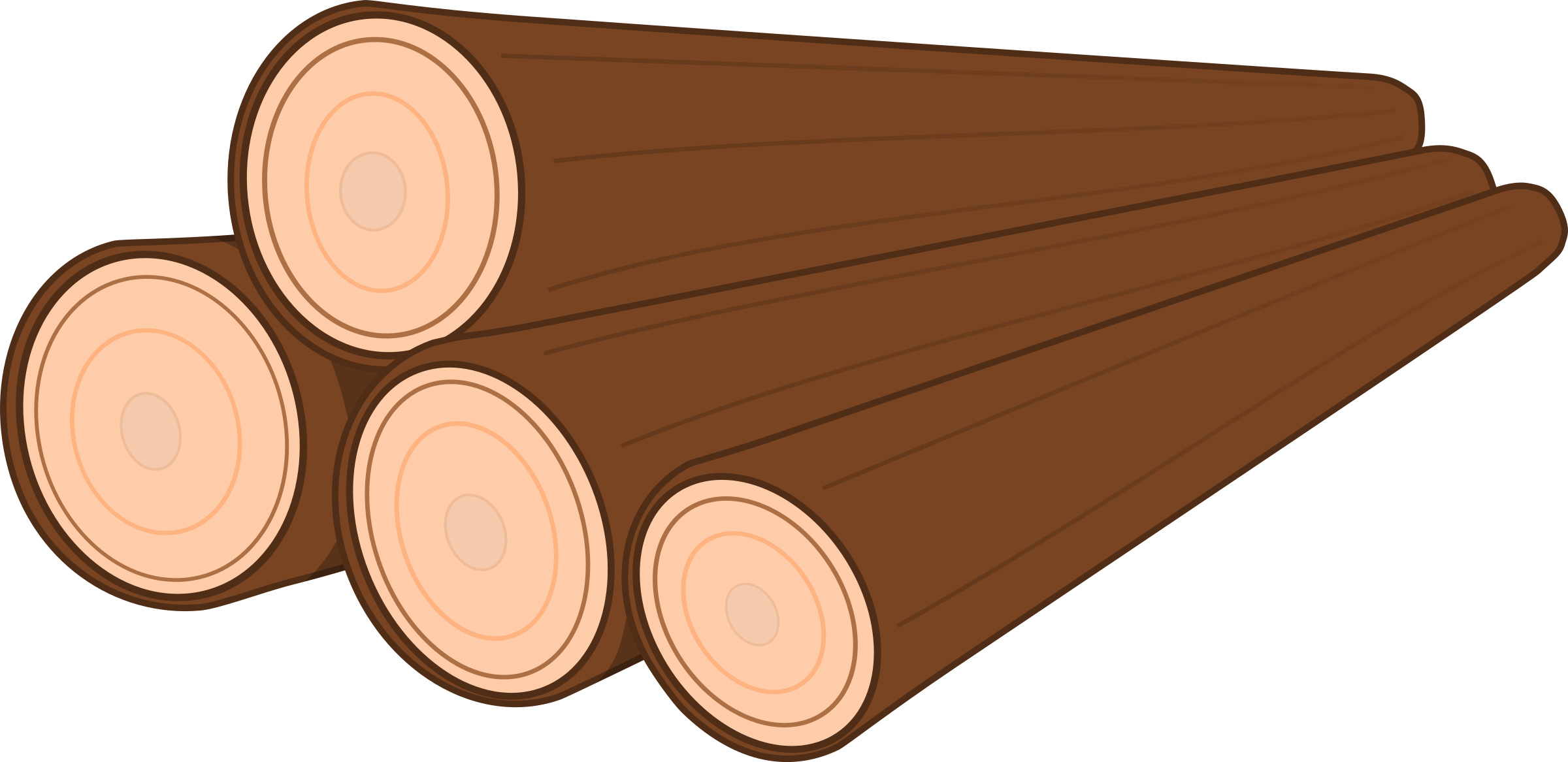 Log png. Collection of wooden