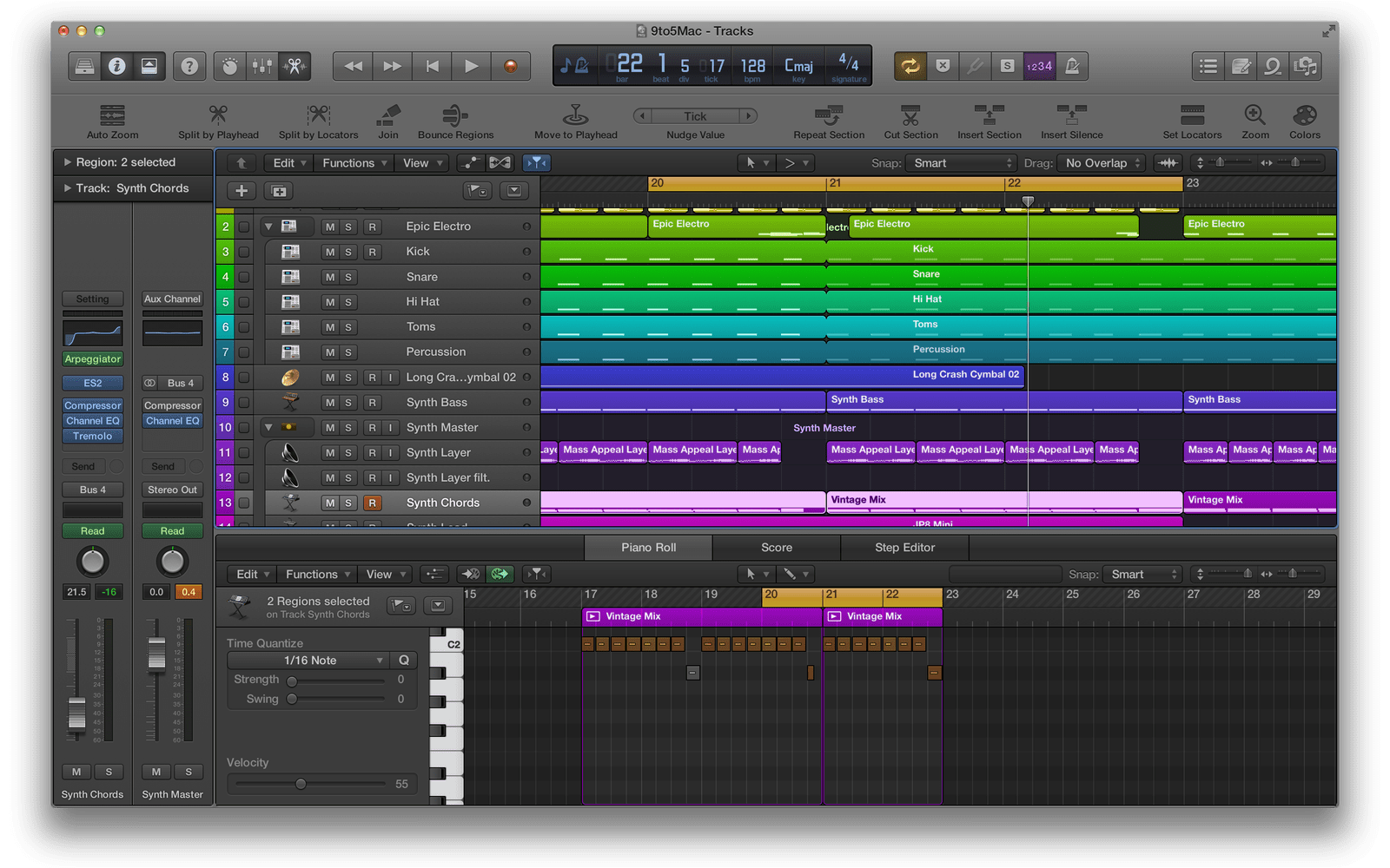 Logic pro x logo png. Review powerful new features