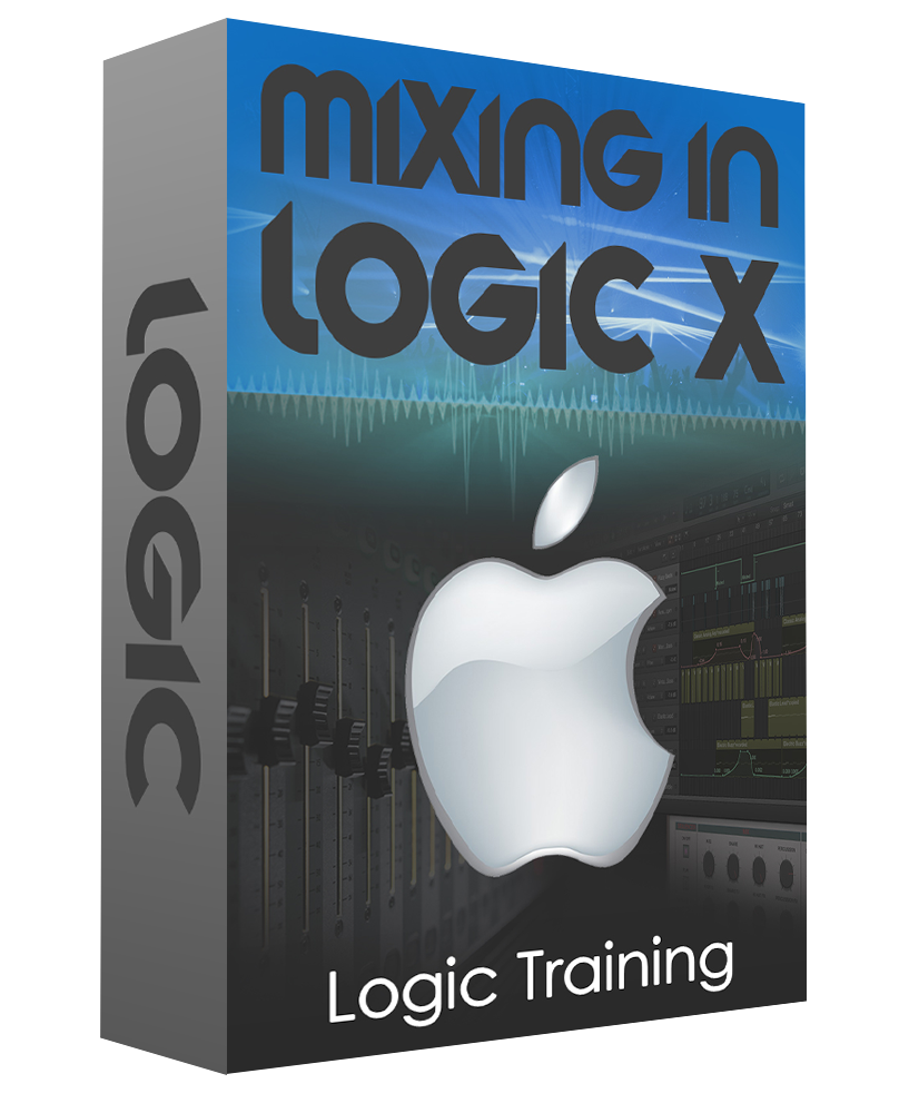 Logic pro x logo png. How to mix in
