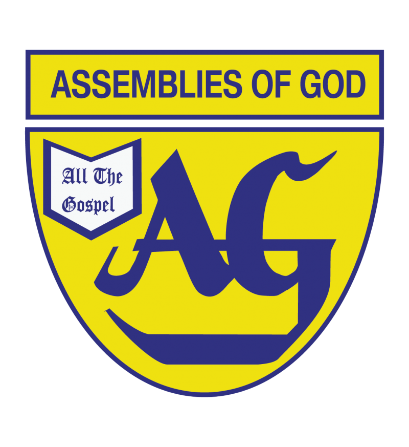 Assemblies of god logo png. Campogar royal rangers greater