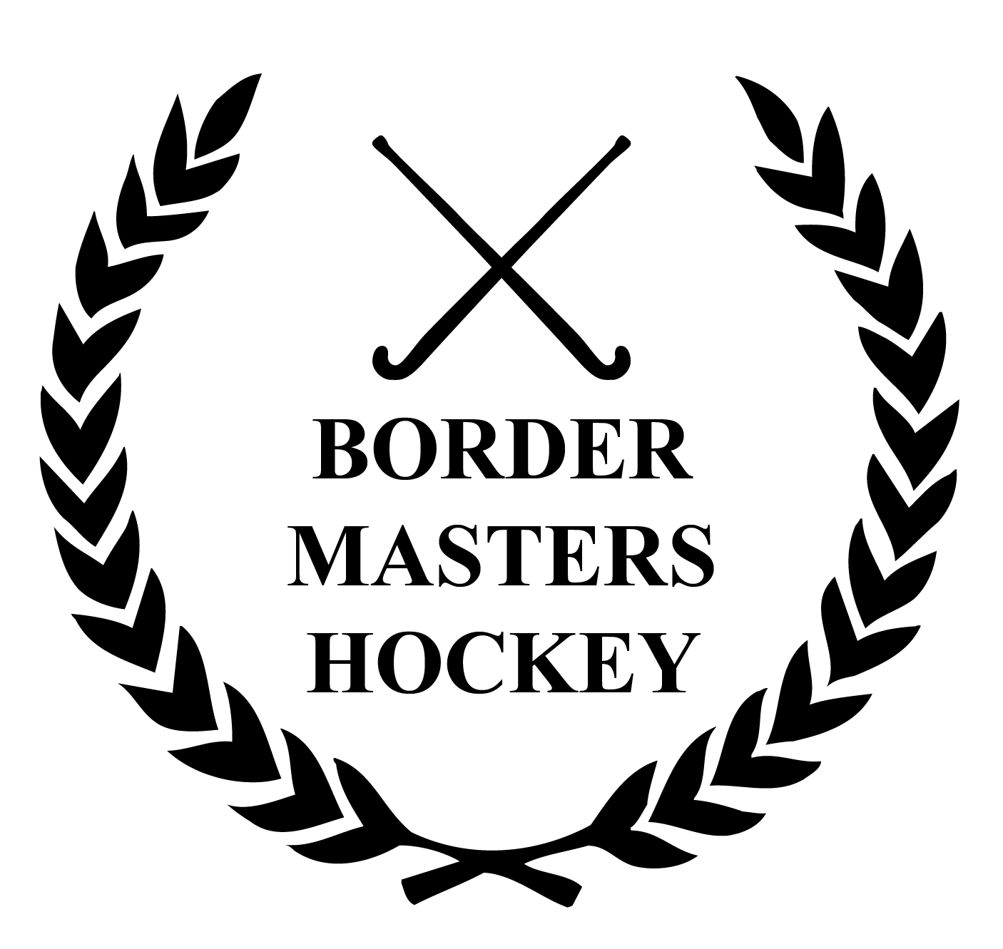 Logo border png. Masters hockey transparent stickpng