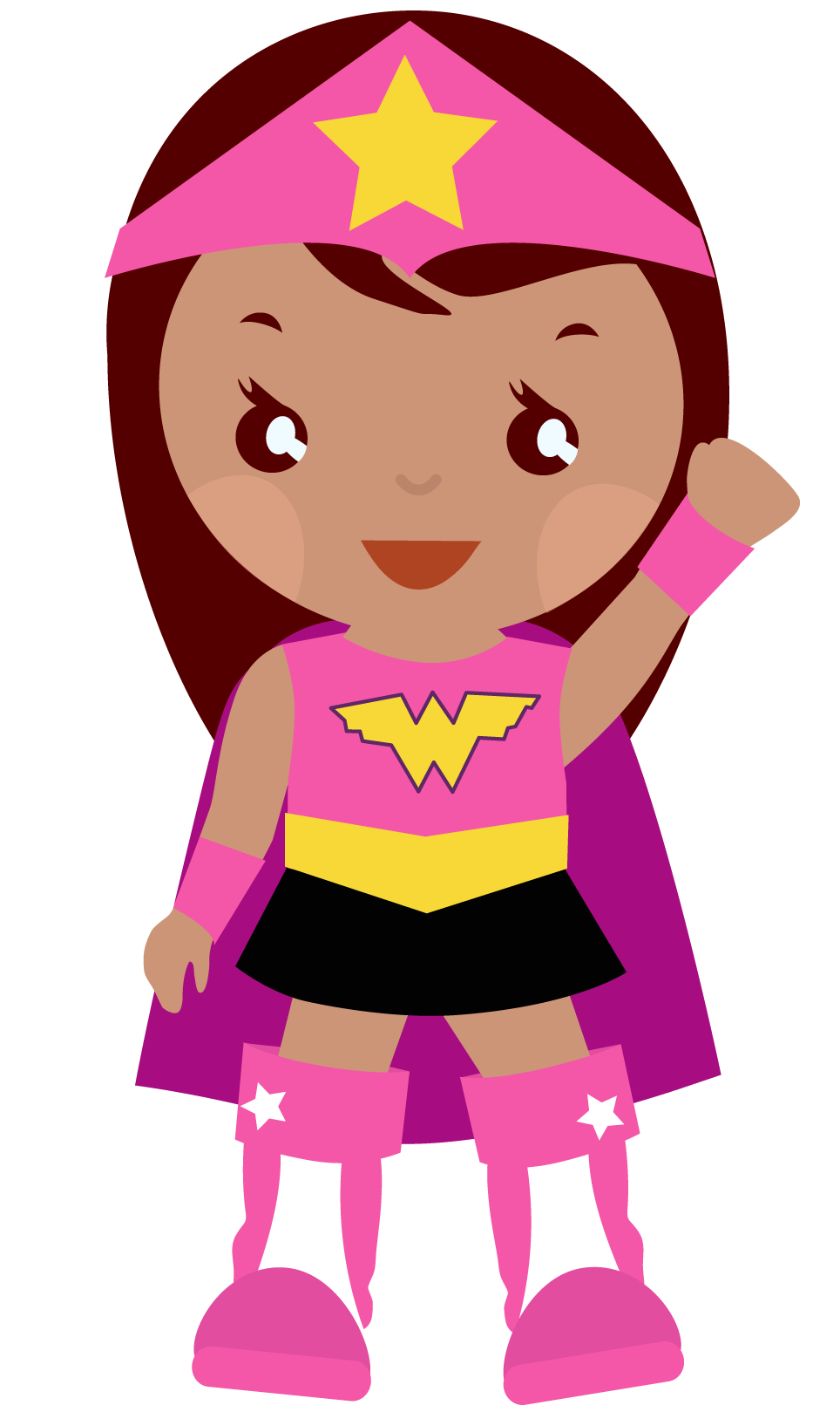 Supergirl clipart. You can use clip