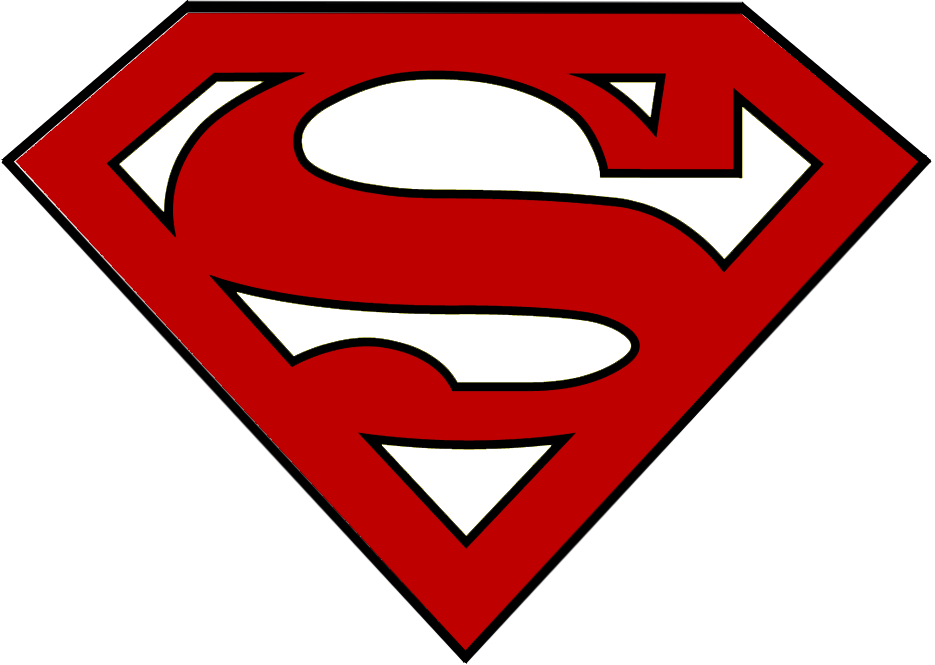 Logo clipart supergirl. S template to use