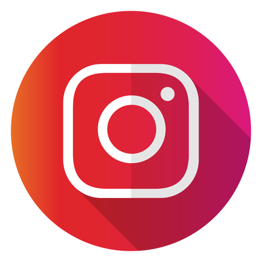 red instagram png