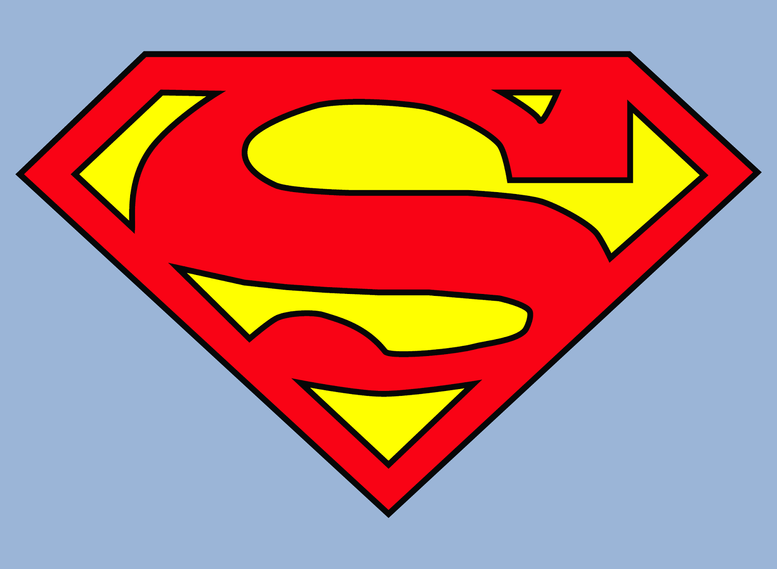 Logo de superman png. High quality transparentpng image