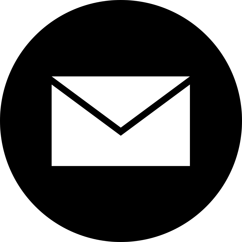 Mail logo png. E email