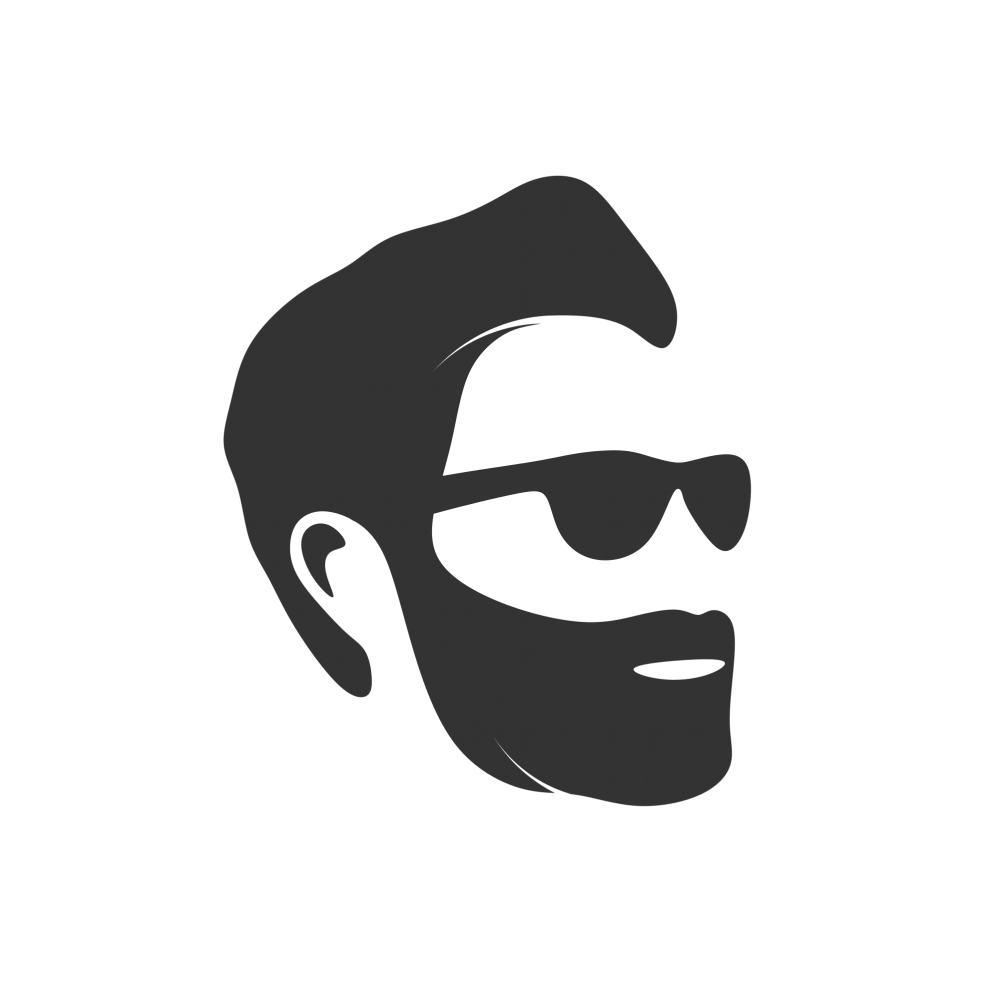 Logo face png. Man free elements objects