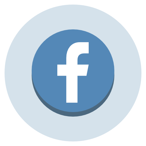 Social media friend icon. Logo facebook png clipart stock