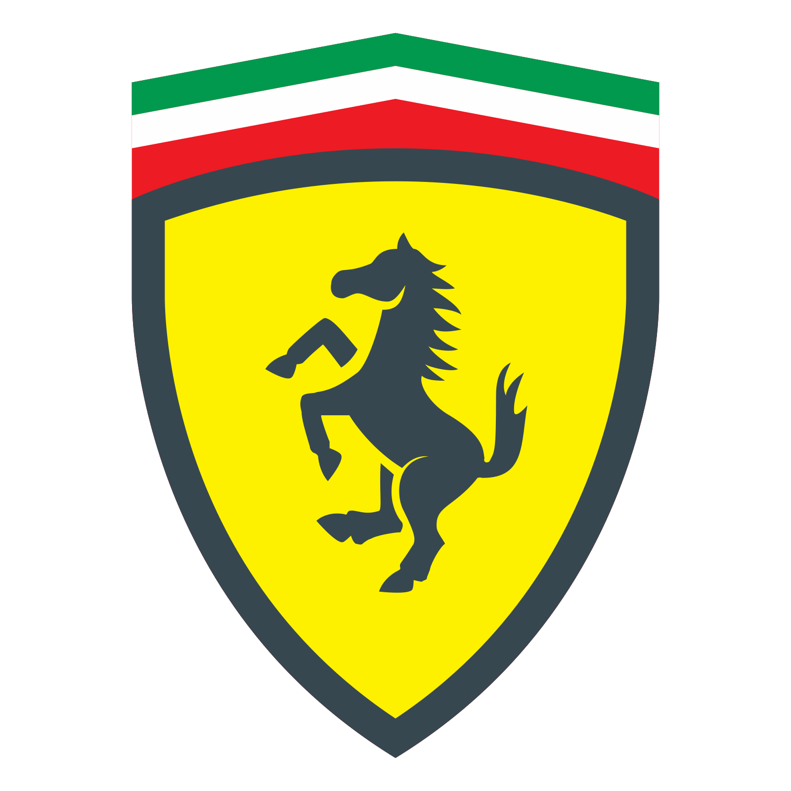 Logo ferrari png. Icon free download and
