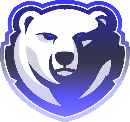 Logo gaming png. Northern blue team grizzlies