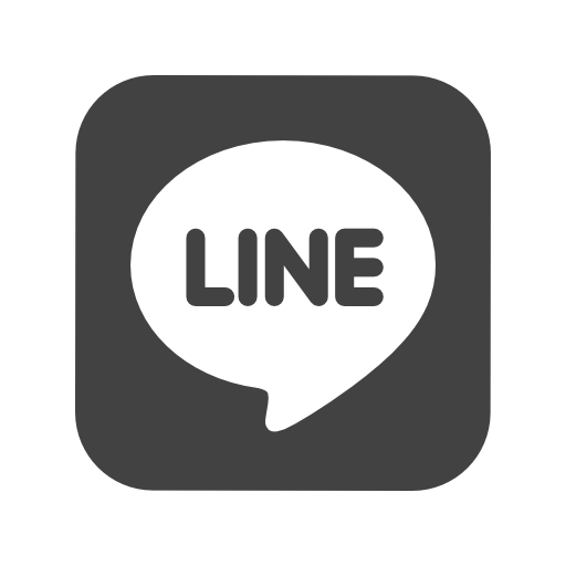 Logo line png. Icon free of social