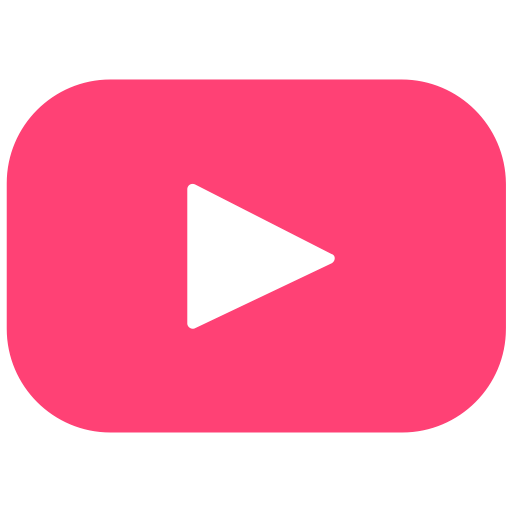 Logo video png. Subscribe player play channel