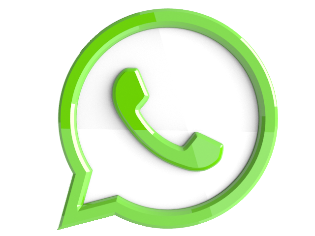 Logo whatsapp 3d png. D by keverde on