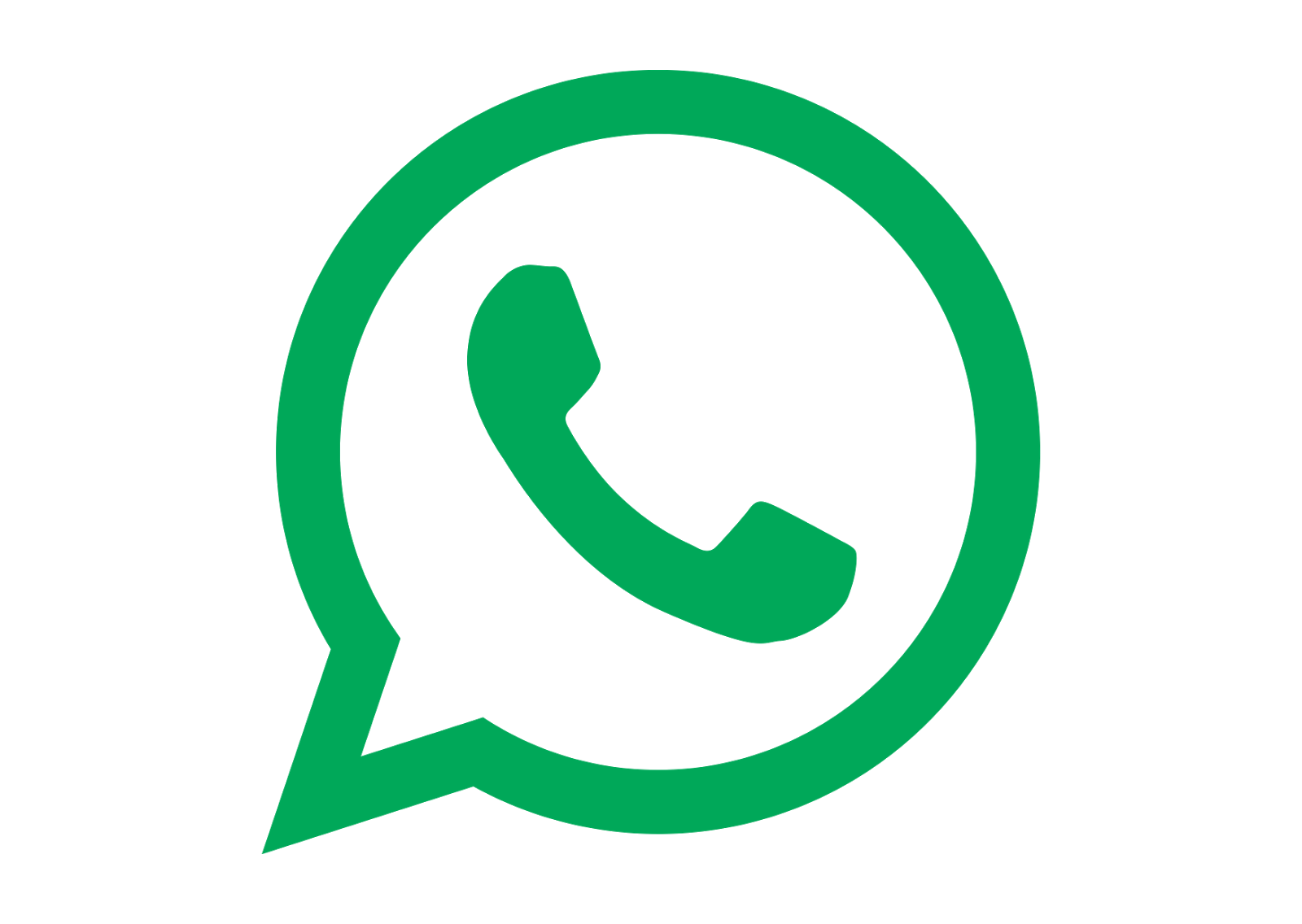 Logo whatsapp png blanco. Transparent pictures free icons