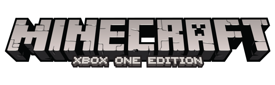 Logo xbox one png. Minecraft for console games
