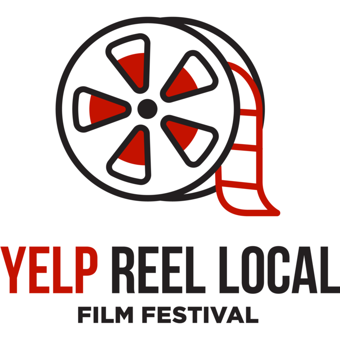 Logo yelp png. Action announcing the reel