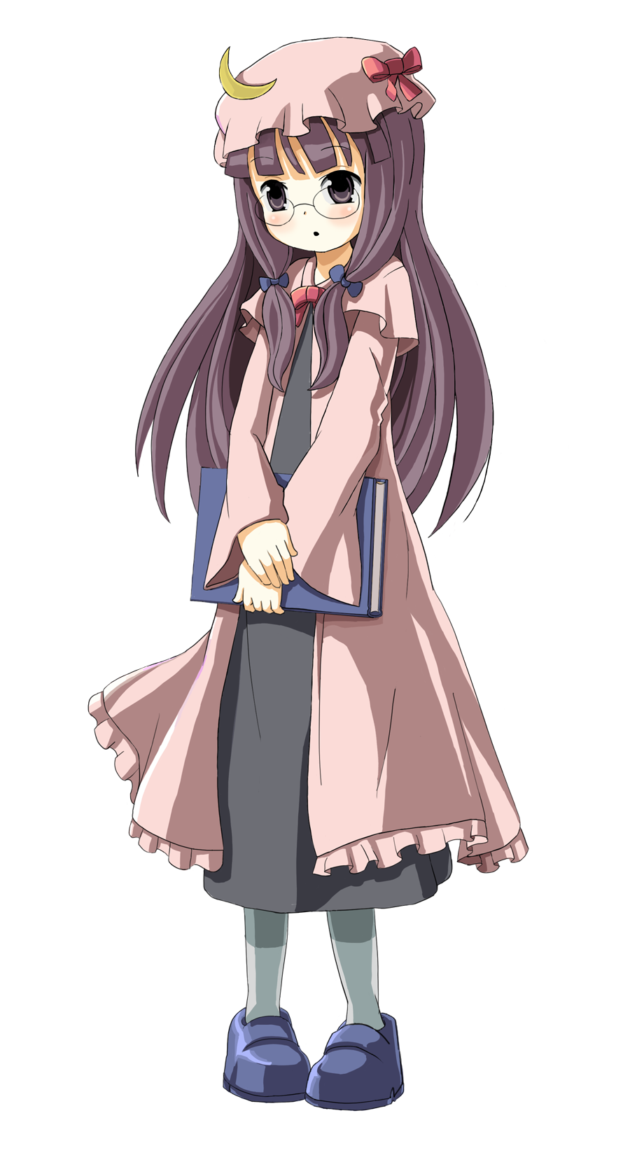 loli transparent patchouli